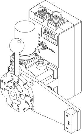 electric three position actuator